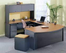 Office Stirring Office Desk Systems Custom Contemporary Desk Used