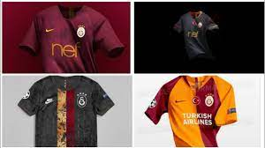 Galatasaray Yeni Sezon Tahmini Forma Tasarımları.2021-2022 - YouTube