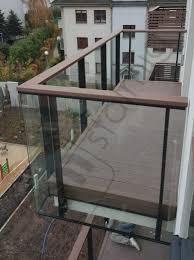 Balustrady glas b / 018 fotogalerie am-stalmig. in 2020 | Balcony glass  design, Balcony railing design, Balcony design