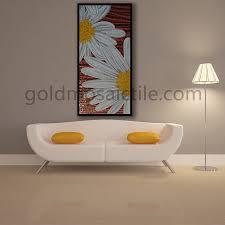 jy jh d02 b living room wall tile handmade mosaic art glass painting