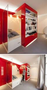 Bedroom Designs Small Spaces Simple 48 Smart Small Bedroom Designs With Hidden Bed It Looks Cool But