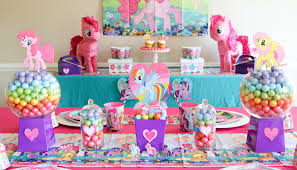 my little pony birthday party content 4