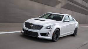 2018 Cadillac CTS-V Pricing - For Sale | Edmunds