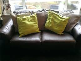 matching rug and cushions 2 chocolate brown sofa with lime green cushions matching rug 2 large