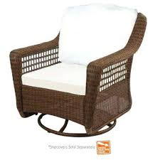 outdoor wicker rocking chairs with cushions. wicker rocking chair cushions spring haven brown outdoor patio swivel rocker with cushion insert chairs t
