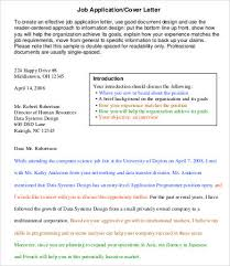 college program admission cover letter should a cover letter be double spaced