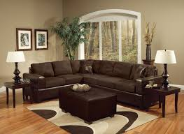 brown sofa sets. Brown Leather Sofa White Walls Accent Chair For Couch Colour Schemes To Go With Living Room Ideas Chocolate Sets