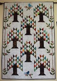 225 best EDYTA SITAR QUILTS images on Pinterest | Blue, Cottage ... & Tree of Life quilt from Friendship Triangles by Edyta Sitar Adamdwight.com