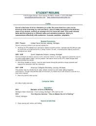 resume cover letter sample college student cover letter to phd sample student cover letter