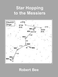 Star Chart Book Star Hopping To The Messiers Macarthur Astronomical Society