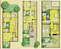 amazing row house plans design ideas houses pros cons