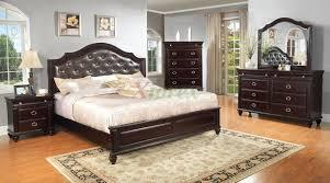 Platform Bedroom Furniture Sets Platform Bedroom Furniture Set With Leather Headboard 146 Xiorex