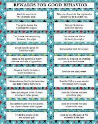 Handmade Kids Behavior Charts Rewards And Consequences