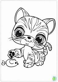 Small Picture Coloring Pages Littlest Pet Shop Coloring Home