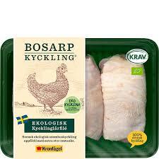 Produktion finns i sörmland, i valla. Kyckling Fran Kronfagel Svensk Kyckling Nar Den Ar Som Bast