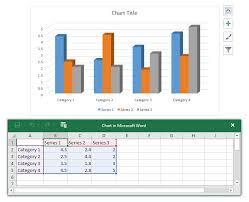 Microsoft Word How To Make A Chart Word 2016 Charts