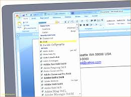 Free Resume Templates Microsoft Word 2007 Beautiful Free Resume Template Microsoft Word Best Templates 41