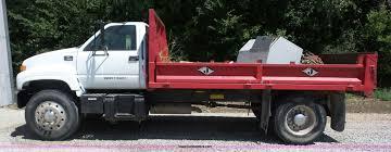 Pickup chevy c7500 pickup : 1999 Chevrolet C7500 dump truck | Item BZ9664 | SOLD! Septem...
