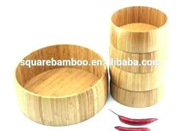 large wooden salad bowl. Large Wooden Salad Bowl With Stand Bowls Teak Wood Serving
