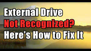 1tb Seagate External Hard Drive Detected Light Blinking External Drive Not Showing Up Or Recognized Here Is The Fix