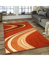 modern black rug rugs rust modern black contemporary area rug 5 2 x 7 2 orange modern black rug