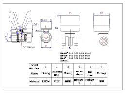 v v ac dn way way motorized valve bsp th water flow 12v 220v ac dn25 2 way 3 way motorized valve bsp th water flow control