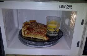 Resultado de imagen para comida en el microondas