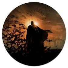 Коврик для мышки (круглый) <b>Темный рыцарь</b> #2947599 от ...