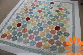 Piece N Quilt: August 2013 & Hexagon Quilt Adamdwight.com