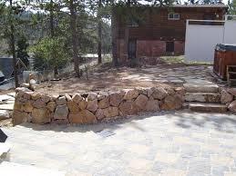 retaining walls colorado springs