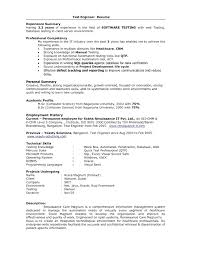 A Resume Template For Software Engineer You Can Download It And Make