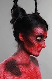 lady devil face makeup best 25 devil makeup ideas on fire makeup
