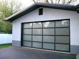 back to why frosted glass garage door for your home