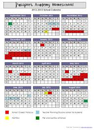 How To Make A School Calendar Template To Make Your Own Academic Calendar Lesson Planner
