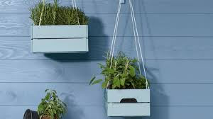 hanging planters how to diy a vertical