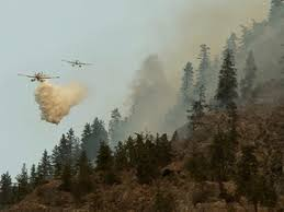 The bc wildfire service (bcws) said no structures are currently threatened by the fire. There S Literally Fires Everywhere B C Blazes Impacting Calgarians Calgary Herald
