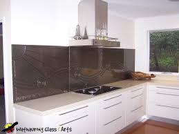 Kitchen Glass Splashback Bronze Kitchen Splashback Ballarat Wathaurong Glass