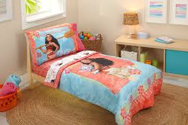 disney moana toddler 4 piece bedding set 1 of 6only 0 available