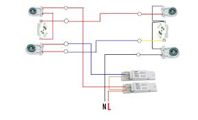 Wiring Fluorescent Lights To Led Flourescent Light Wiring Zapkrel Mohammedshrine Wiring