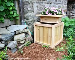 garden hose storage ideas. Hose Hiding Planter 2 Pieces Tml Garden Storage Ideas R