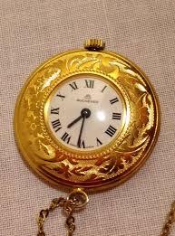 vintage las bucherer necklace