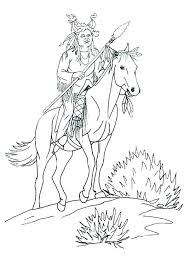 Native American Coloring Pages Printables Native Coloring Sheets