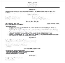Sample Undergraduate Resume Free Resume Example And Writing Download