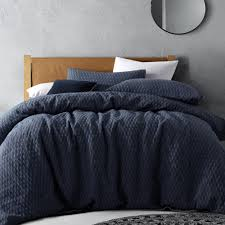 sku vntd1039 jewel quilted dark denim linen blend quilt cover set is also sometimes listed under the following manufacturer numbers 65567 65574