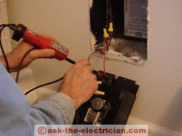 how to wire a 220 volt heater circuit to sub panel wall heater thermostat wiring at Wall Heater Wiring