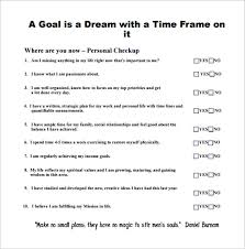 Life Goal Chart Template 7 Goal Chart Templates Doc Pdf Excel Free Premium