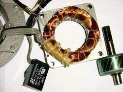 table fan motor rewinding services