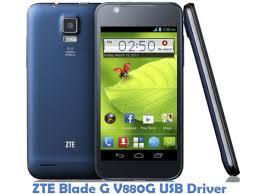 Download ZTE Blade G V880G USB Driver ...