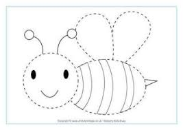 Animal Patterns To Trace Tracing Printables For Kids