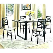 60 inch round table seats how many dining tables and chairs rustic design oval